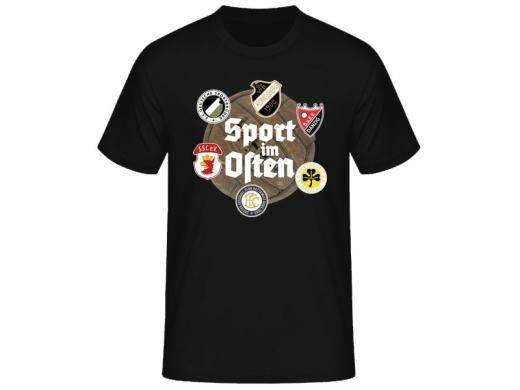 Sport im Osten Hermannsland T-Hemd