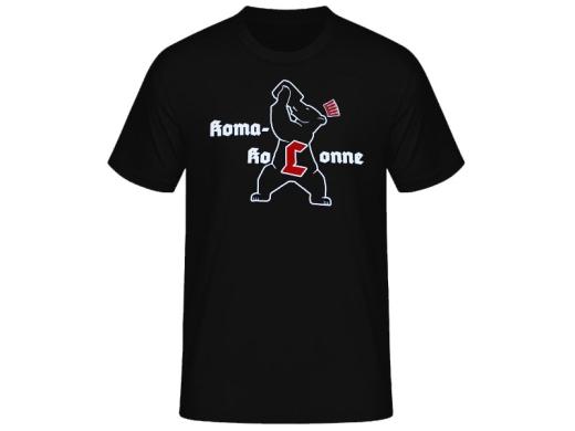 Komakolonne Die Lunikoff Verschwörung T-Hemd