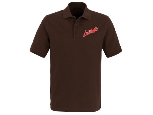 Lunikoff Unterschrift Polo Hemd