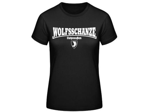 Wolfsschanze Chefsache Frauen T-Hemd