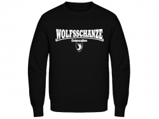 Wolfsschanze Chefsache Pullover