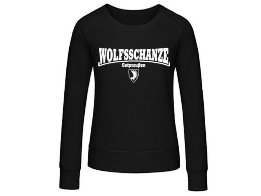 Wolfsschanze Chefsache Frauen Pullover