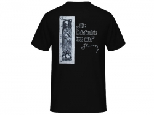 Lanz hatte recht Die Lunikoff Verschwörung T-Hemd