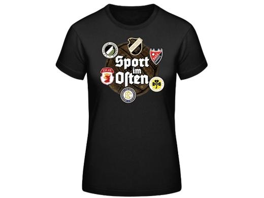 Sport im Osten Hermannsland Frauen T-Hemd