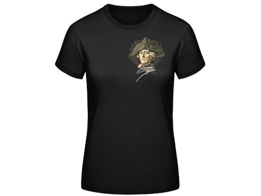 Friedrich der Große Chefsache Frauen T-Hemd