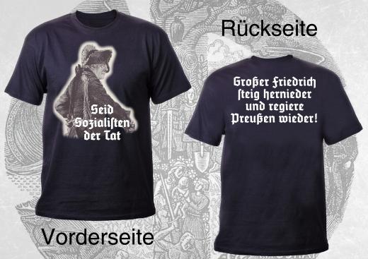 Sozialisten der Tat Hermannsland T-Hemd