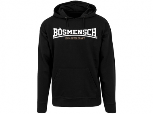Bösmensch Hermannsland Kapuzenpullover