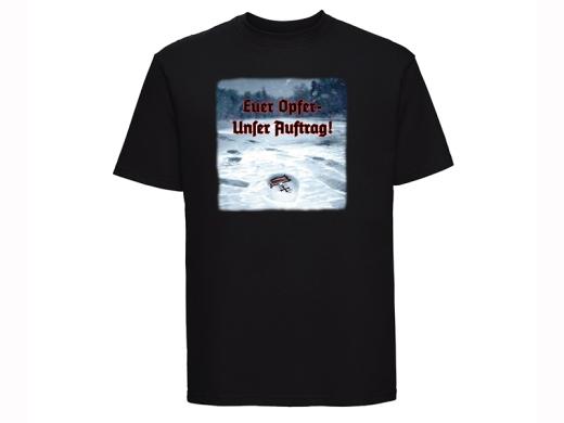 Euer Opfer unser Auftrag Chefsache T-Hemd