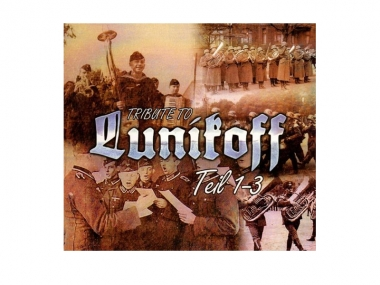 Tribute to Lunikoff 1-3 Lunikoff CD
