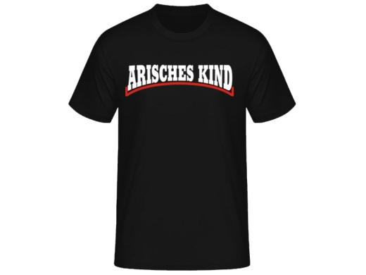 Arisches Kind Kinder T-Hemd