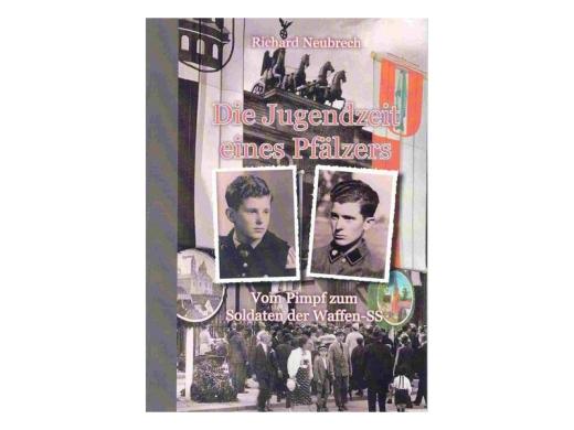 Buch - Richard Neubrech - Die Jugendzeit eines Pfälzers