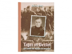 Buch - Georg Diers - Tiger in Berlin