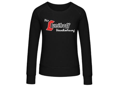 Die Lunikoff Verschwörung Logo Frauen Pullover