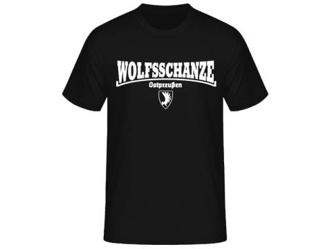 Wolfsschanze Chefsache T-Hemd