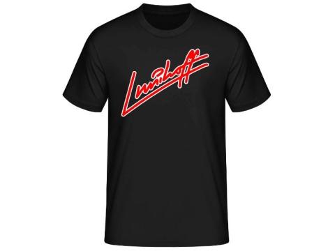 Lunikoff Unterschrift T-Hemd