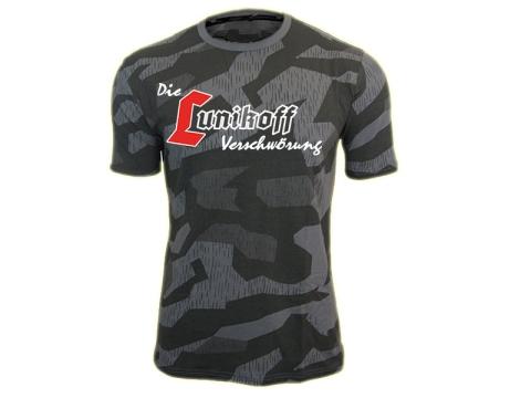 Die Lunikoff Verschwörung T-Hemd Splintertarn grau