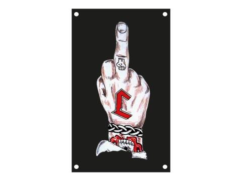 Der schlimme Finger Banner