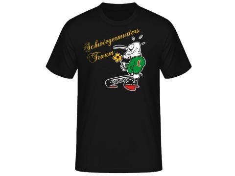 Schwiegermutters Traum T-Hemd