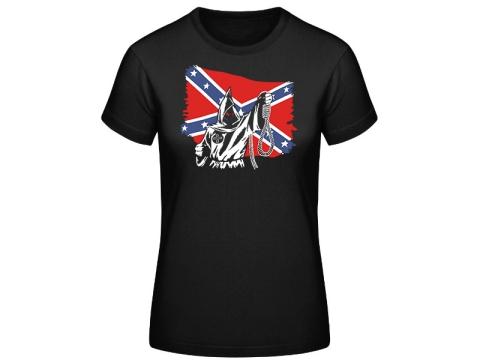 Niemals sage ich Hermannsland Frauen T-Hemd