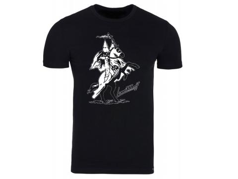 KKK Reiter T-Hemd