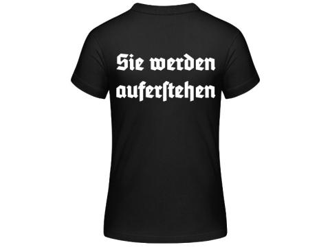 In Treue fest Hermannsland Frauen T-Hemd