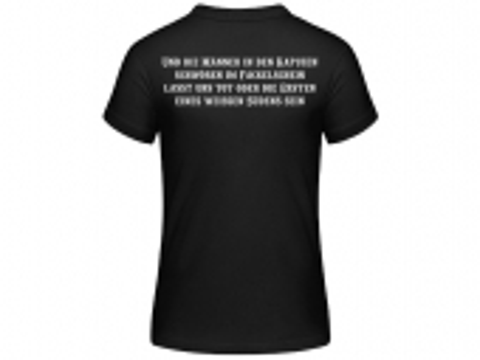 KKK Reiter Frauen T-Hemd