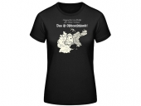 Das ist Ostdeutschland Frauen T-Hemd