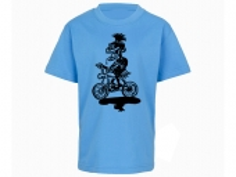 Schwarzfahrer Kinder T-Hemd