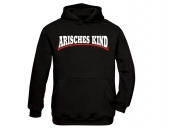 Arisches Kind Kinder Kapuzenpullover