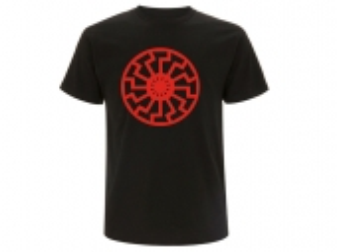 Schwarze Sonne T-Hemd
