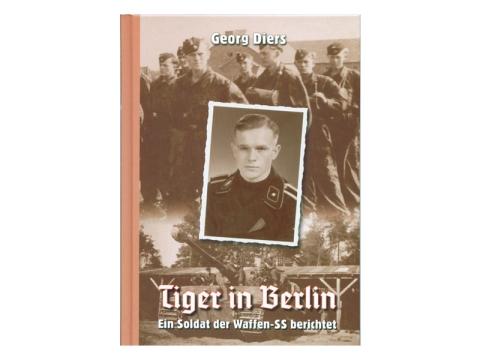 Buch - Georg Diers - Tiger in Berlin
