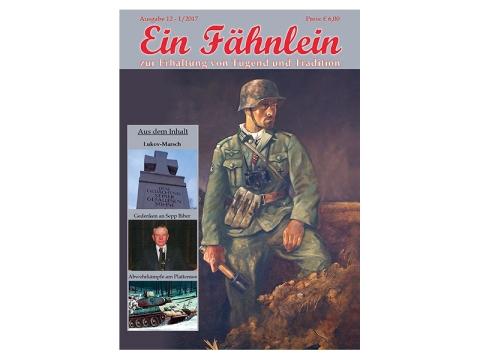 Heft - Ein Fähnlein 1/2017