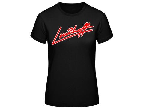 Lunikoff Unterschrift Frauen T-Hemd